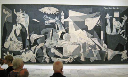 Museum Reina Sofia en Picasso in Madrid