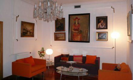 Een vriendelijk hotel in Madrid