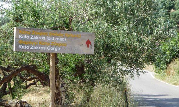 Een mooie wandeling met een macabere naam op Kreta