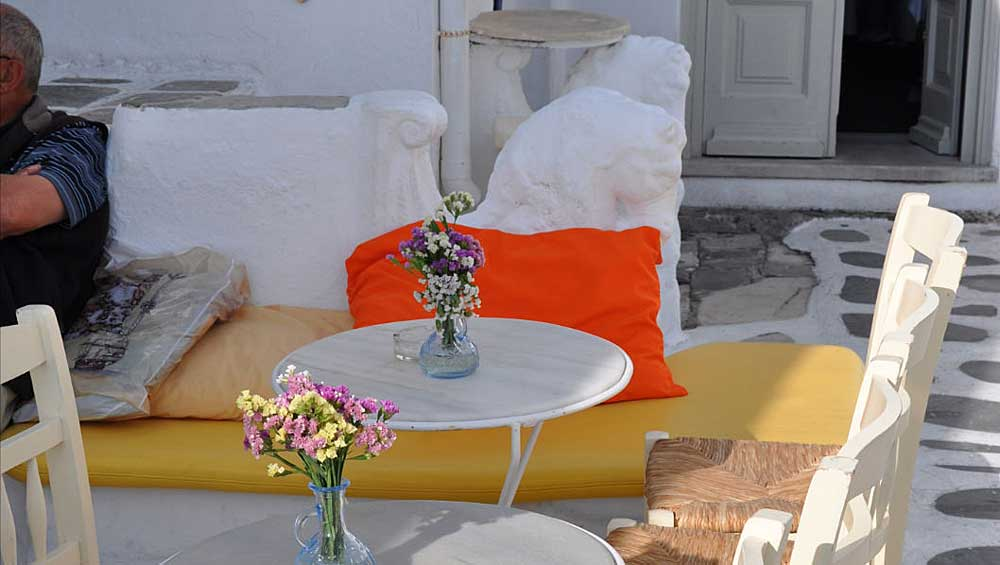 Mykonos - Griekenland - vakantiegevoel