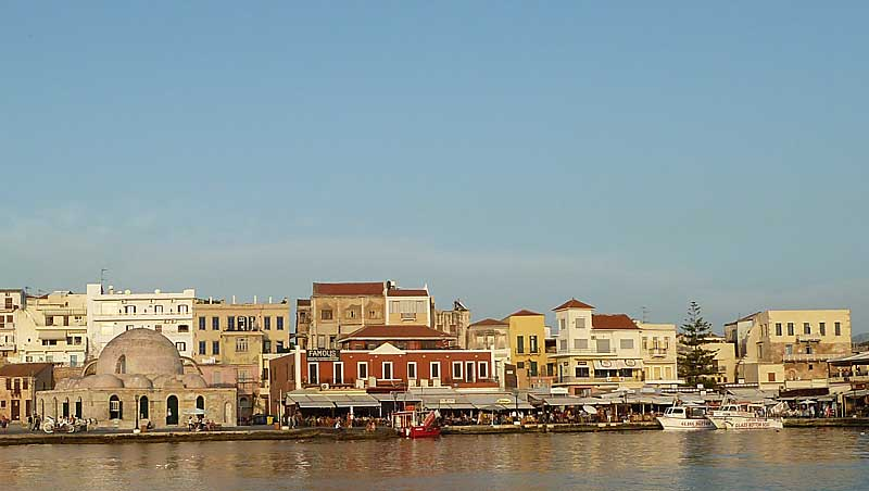 Janitsaren-moskee in Chania