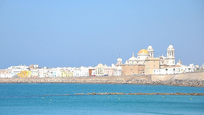 Wow! De kleuren van Cádiz!
