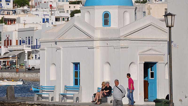 Kapel Mykonos
