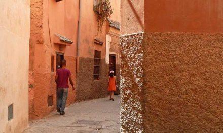 Het mooie van Marrakech