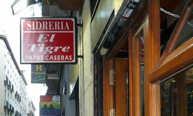 Een bord vol tapas in Madrid