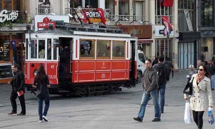 Stadswandeling van het Taksimplein naar de Gouden Hoorn in Istanbul