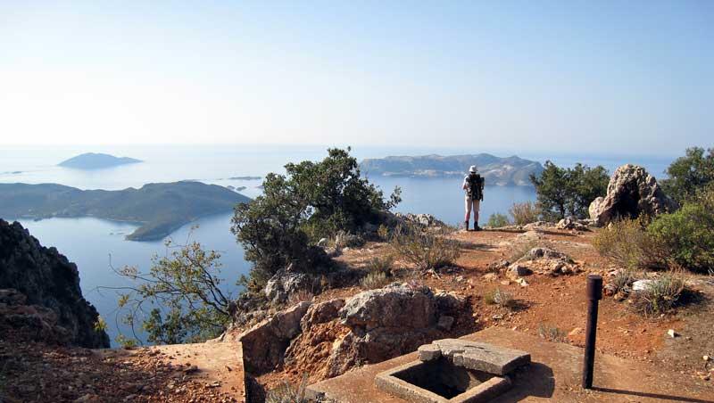 Lycian Way - wandelen - Turkije