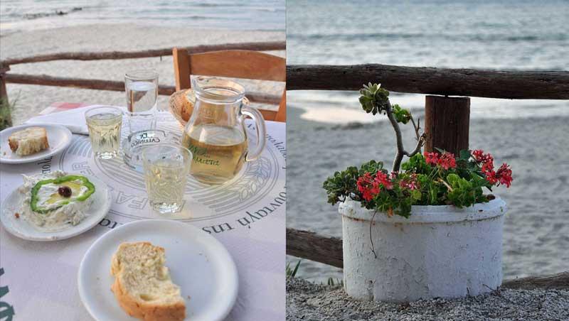Tzatziki in Restaurant Anatolikos - Alykanas - Zakynthos