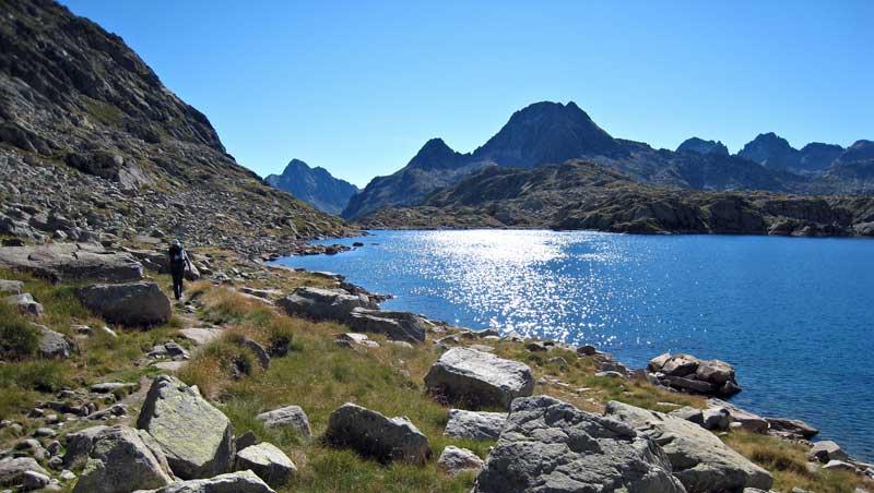 Huttentocht Pyreneeën – Wandelen in de Aigüestortes