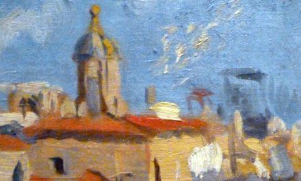 Een jonge Picasso in Barcelona