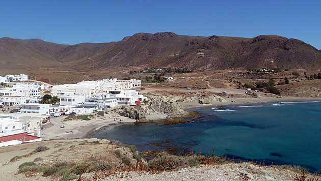Ontdek de Spaanse kust bij Los Escullos en La Isleta del Moro