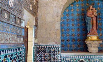 San Bartolomé en haar betoverende blauwtinten
