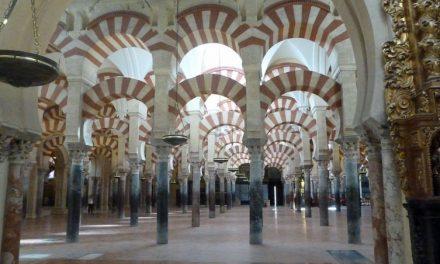 Één brok Zuid-Spaanse geschiedennis in de Mezquita