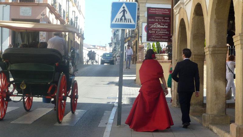 Traditie en toerisme hand in hand in Ronda