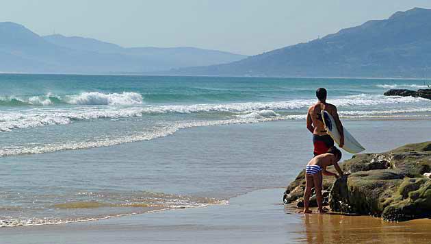 Tarifa, eldorado voor surfers en strandliefhebbers