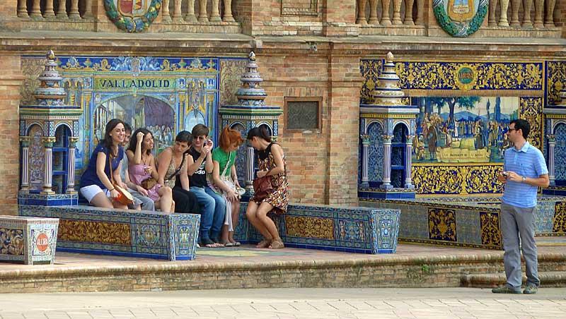 Top 7 zeker-zien-bezienswaardigheden in Sevilla