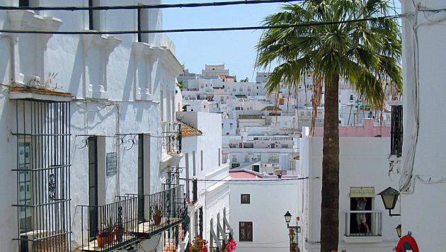 Ronddwalen in de witte dorpjes van Andalusië