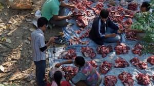 Arughat Bazar Nepal