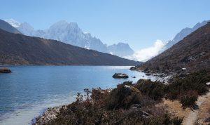 Ponkar Lake in Nepal