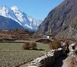 Vlakbij Nile en Chhule – Tsum Valley – Nepal