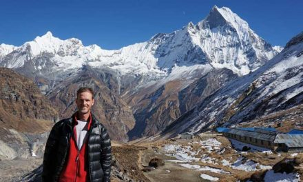 Trekking naar het Annapurna Base Camp in Nepal