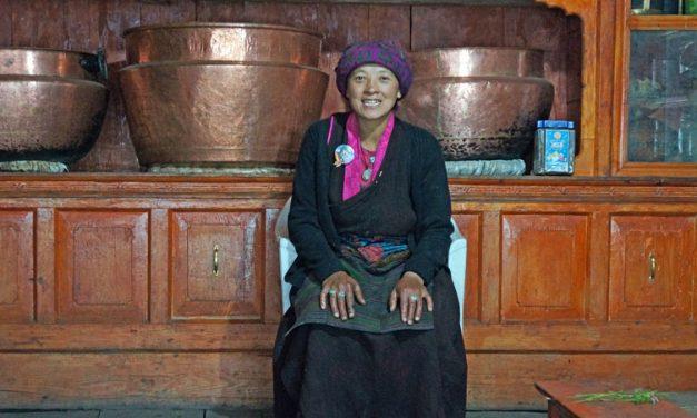 Klaar terwijl je wacht in Nepal