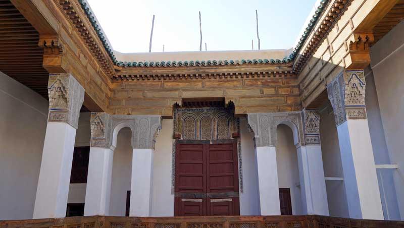Dar Bensouda en Dar Seffarine, 2 stijlvolle riads in de medina van Fez