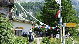 Rifugio Ferraro - Tour de Monte-Rosa