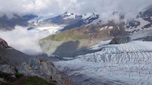 Teodulgletsjer - Tour de Monte Rosa