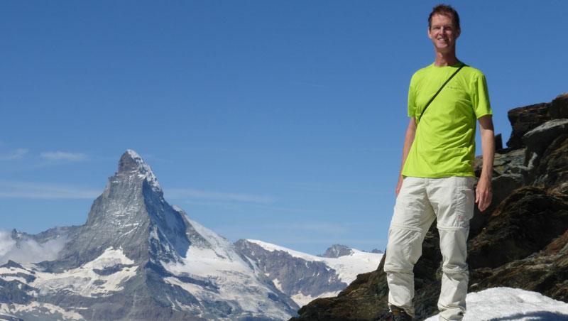 Tour de Monte Rosa - Matterhorn