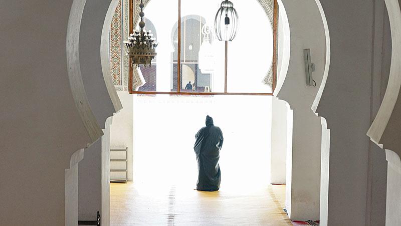 Kairaouyine-moskee in Fes - Marokko