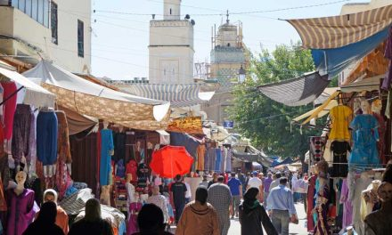 Stadswandeling van Bab Boujeloud naar de Grande Rue de Fès el-Jedid