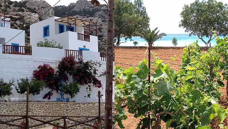 Potali Bay - Lefkos Beach - Karpathos