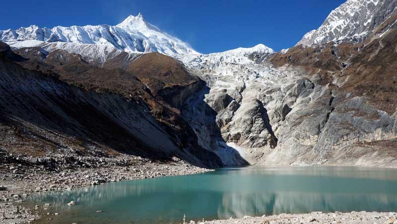 Birendra Tal in Nepal