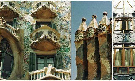 Fantasierijke Casa Batlló in Barcelona blijft verrassen