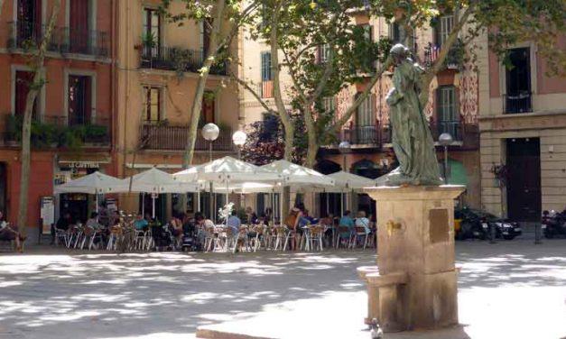 4 favorieten: de leukste pleinen in de wijk Gràcia in Barcelona