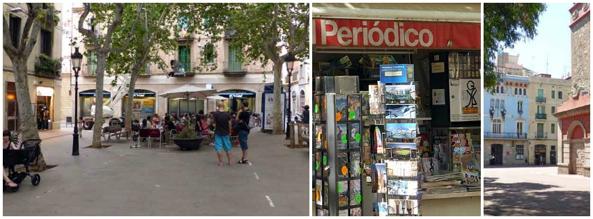 Pleinen Gràcia Barcelona