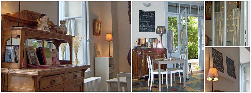 Brocante in Zuid-Frankrijk en thuis