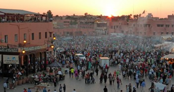 Jeema el-Fna - Marrakech