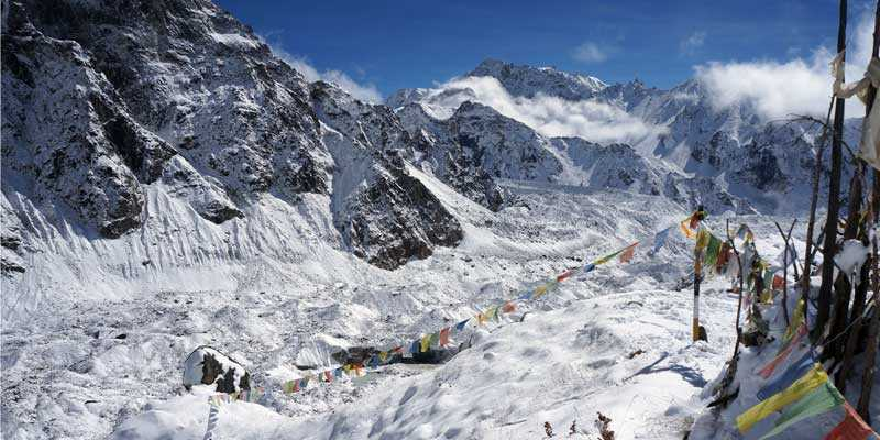 Ramche Oktang Kanchenjunga Trek Nepal