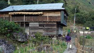 Lodge Sekathum - Kanchenjunga Trek - Nepal