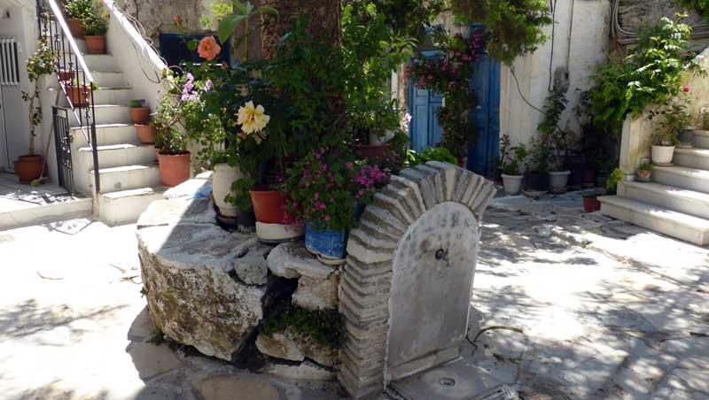 Kinídaros - Náxos - Cycladen