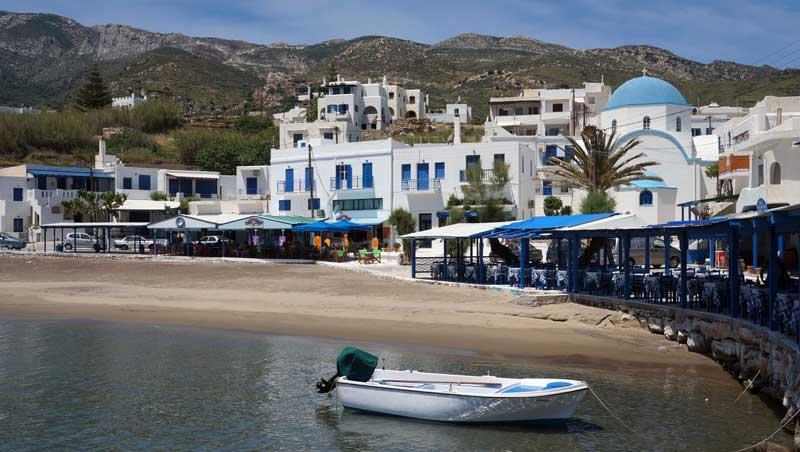 Apolonas - Náxos - Cycladen
