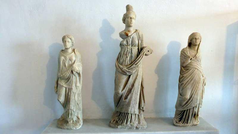 Archeologisch museum - Náxos - Cycladen