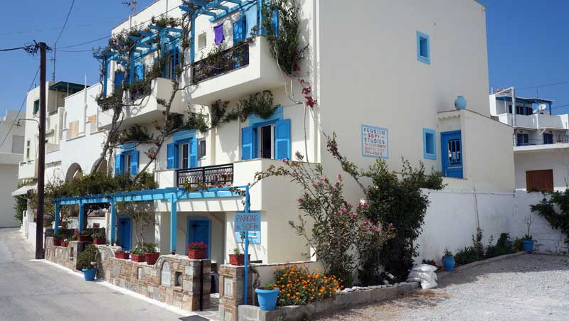 Pension Sofi - Naxos - Griekenland
