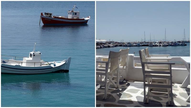 Piso Livadi - Páros - Cycladen
