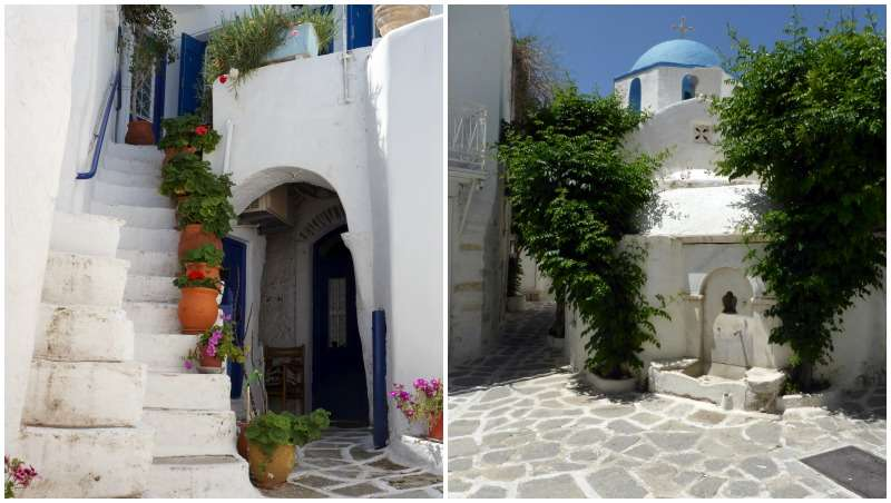 Parikía - Páros - Cycladen
