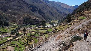 Llamac - Peru - Cordillera Huayhuash