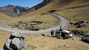Matacancha - Peru - Cordillera Huayhuash - hiking