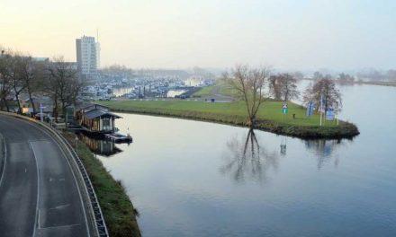 Wandelen langs de rivier de Roer, 175 km van monding tot bron